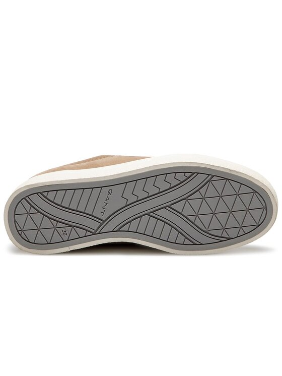 Gant Gant Sneakersy Amanda 17531849 Zlatá