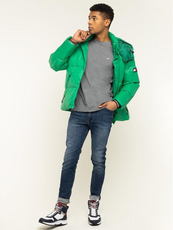 Tommy Jeans Tommy Jeans Halat Tjm Classic DM0DM06959 Gri Regular Fit