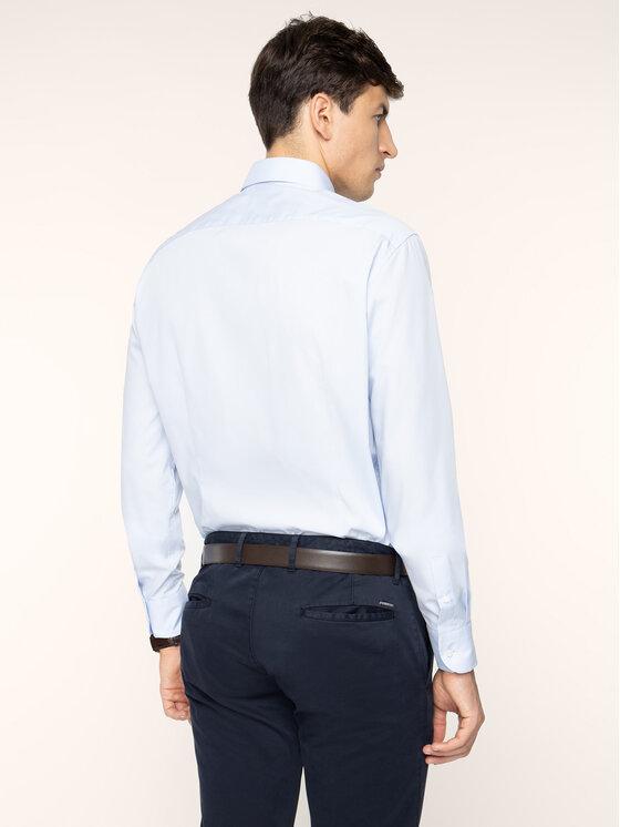 Tommy Hilfiger Tailored Tommy Hilfiger Tailored Hemd TT0TT01937 Blau Regular Fit