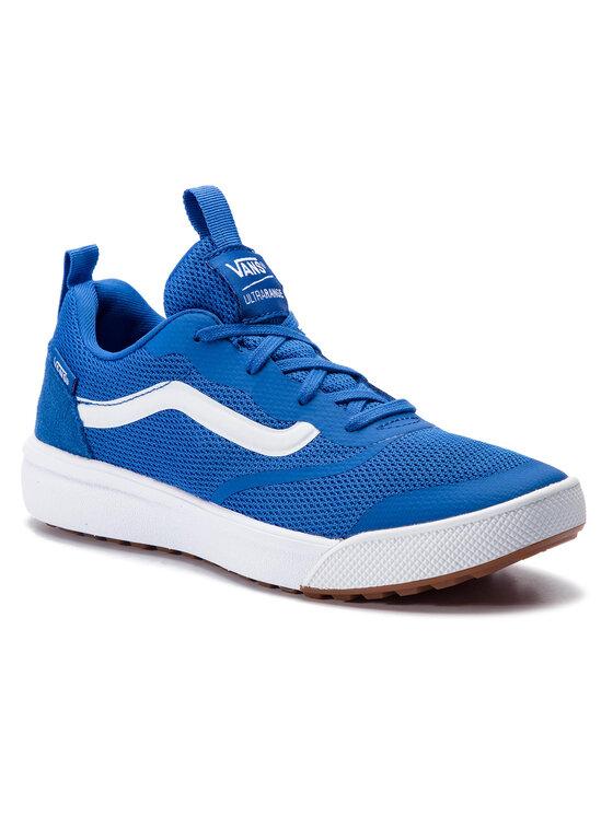 Vans Vans Sneakersy Ultrarange Rapidw VN0A3WMLVJI1 Modrá
