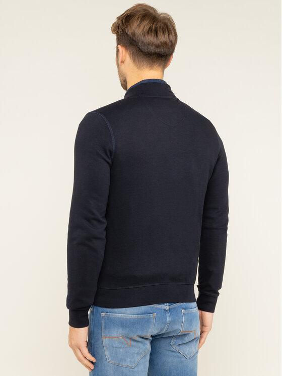 Pierre Cardin Pierre Cardin Bluză 58089/000/92438 Bleumarin Regular Fit