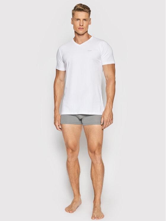 JOOP! Joop! 2-dílná sada T-shirts 30018460 Bílá Regular Fit