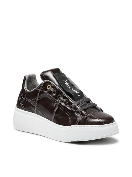 Max Mara Laisvalaikio batai Maxic 47660717600 Pilka