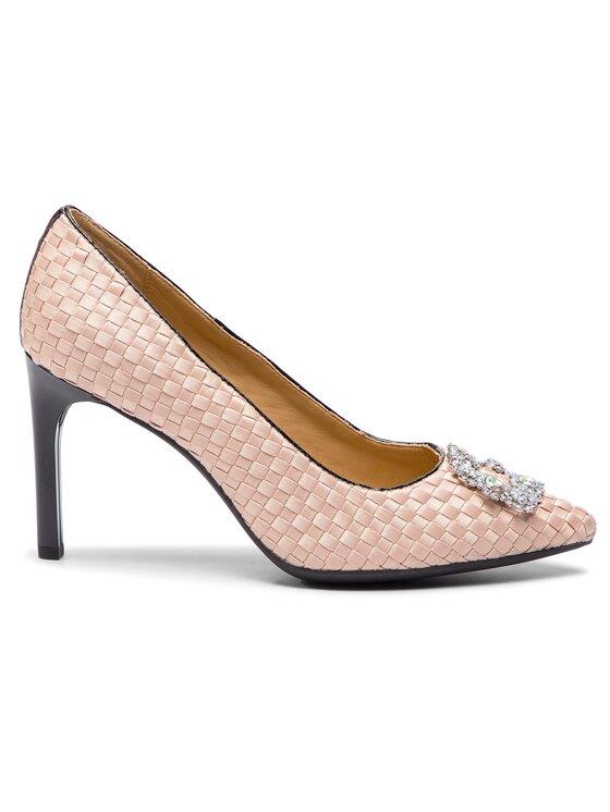 Geox Geox Обувки на ток D Faviola A D828UA 000ZI C8182 Розов