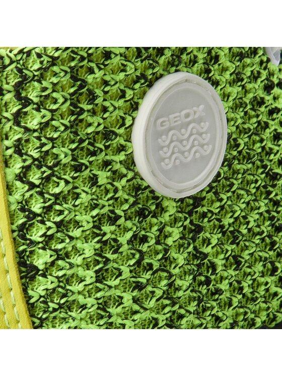 Geox Geox Bakancs B Kilwi B. I B82A7I 011BC C3015 S Zöld