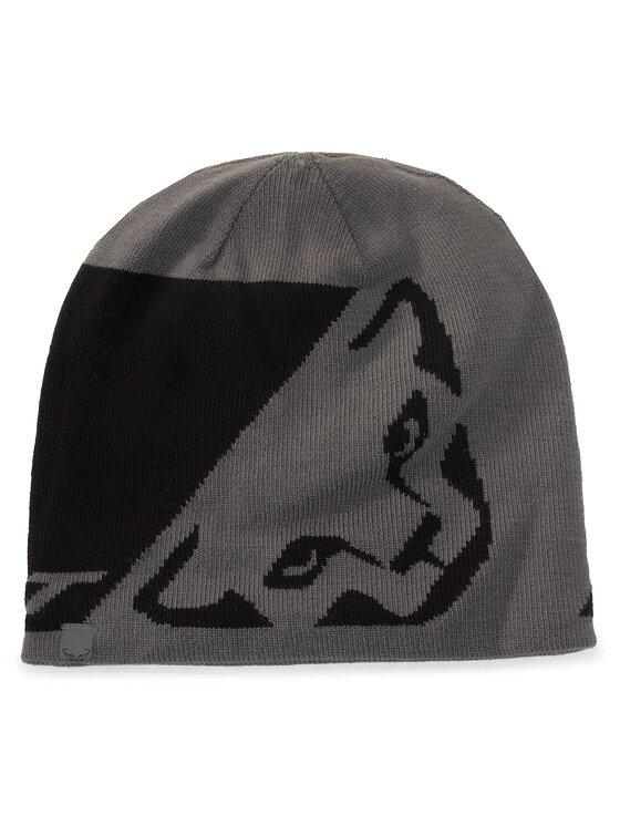 Dynafit Kepurė Leopard Logo Beanie 08-70512 Pilka