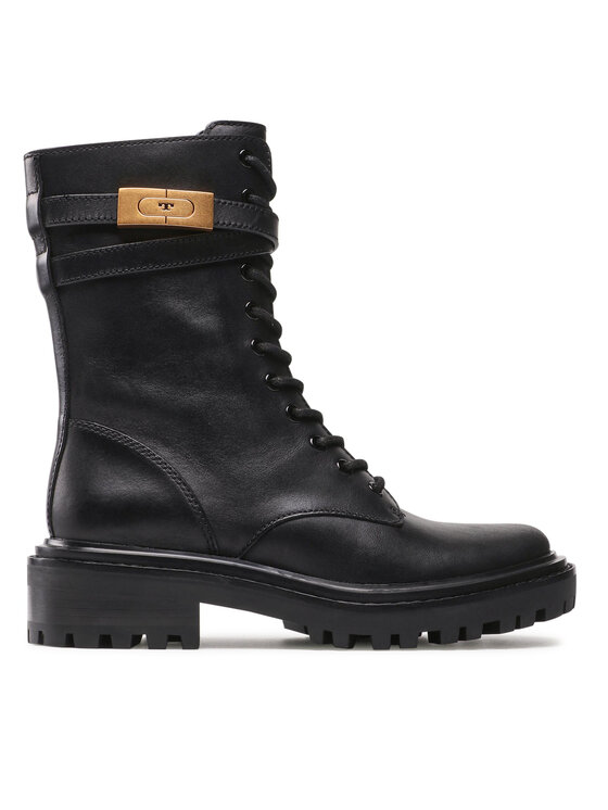 Tory Burch Tory Burch Planinarske cipele T Hardware 85582 Crna