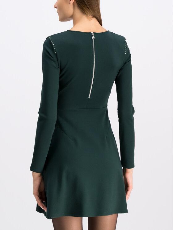 Patrizia Pepe Patrizia Pepe Φόρεμα καθημερινό 2A1965/A1DX-G472 Πράσινο Fitted
