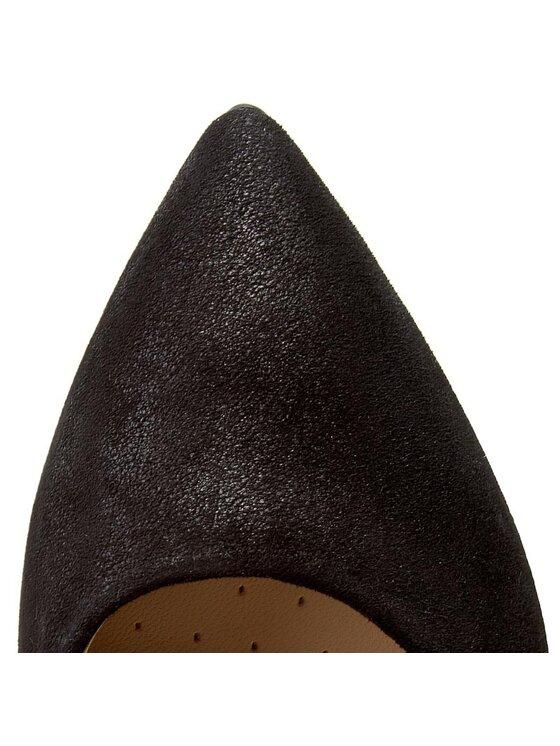 Geox Geox Κλειστά παπούτσια D Elina C D52P8C 000MA C9999 Μαύρο
