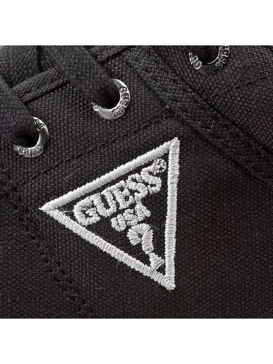 Guess Guess Pantofi Roak FM2ROA FAB12 Negru