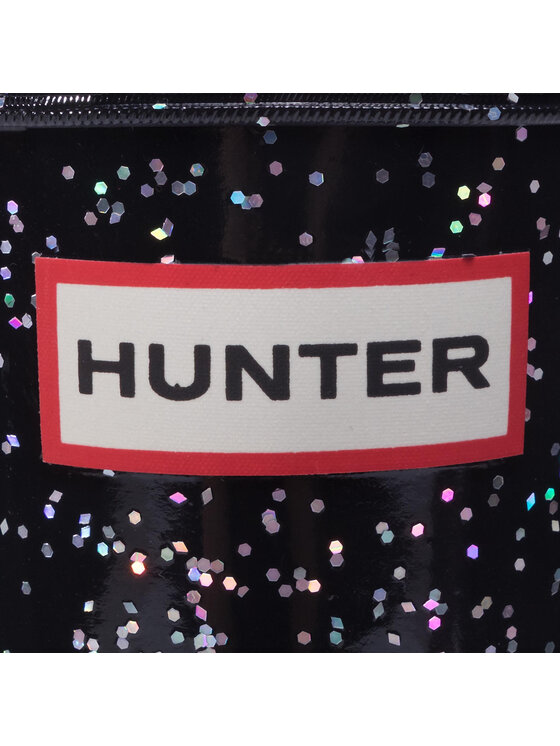 Hunter Hunter Kalosze Org Kids Giant Glitter Boots JFT6075RGT Czarny