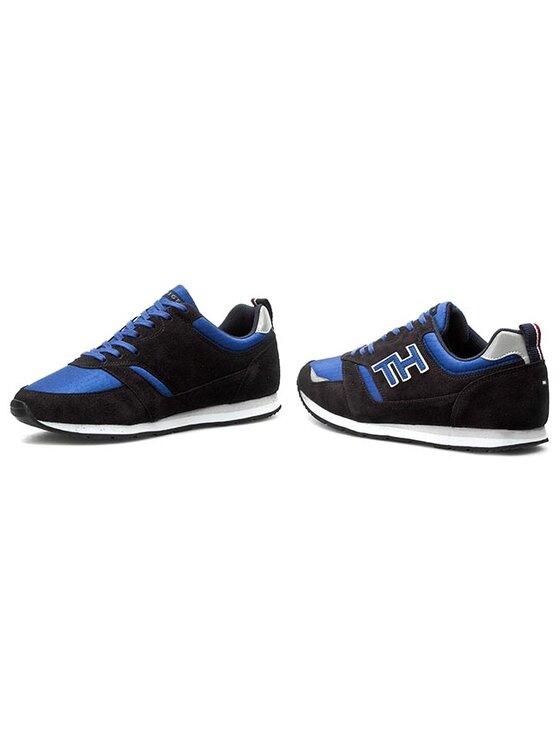 Tommy Hilfiger Tommy Hilfiger Sneakersy Adan 8C FM56820865 Tmavomodrá