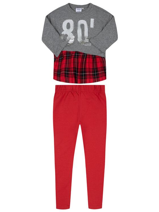 Primigi Primigi Komplektas: palaidinė ir tamprės Fashion Academy 44192511 Spalvota Regular Fit