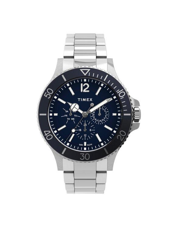 Timex Laikrodis Harborside TW2U13200 Sidabrinė
