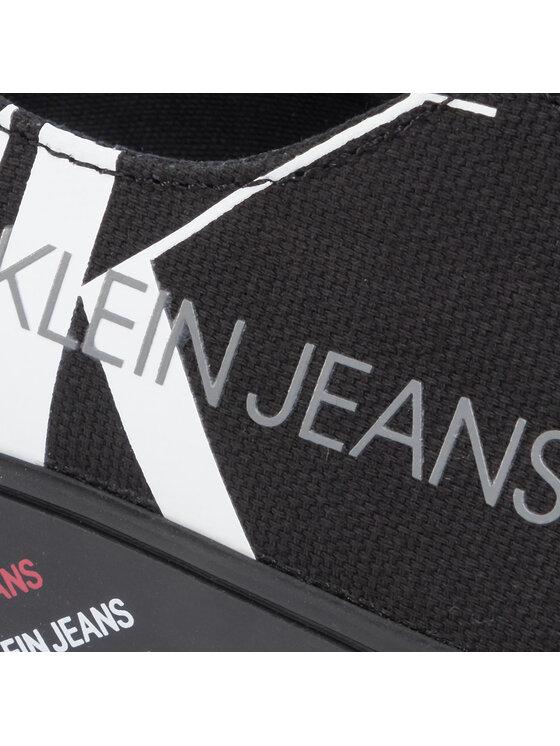 Calvin Klein Jeans Calvin Klein Jeans Tenisówki Zamira B4R0885 Czarny