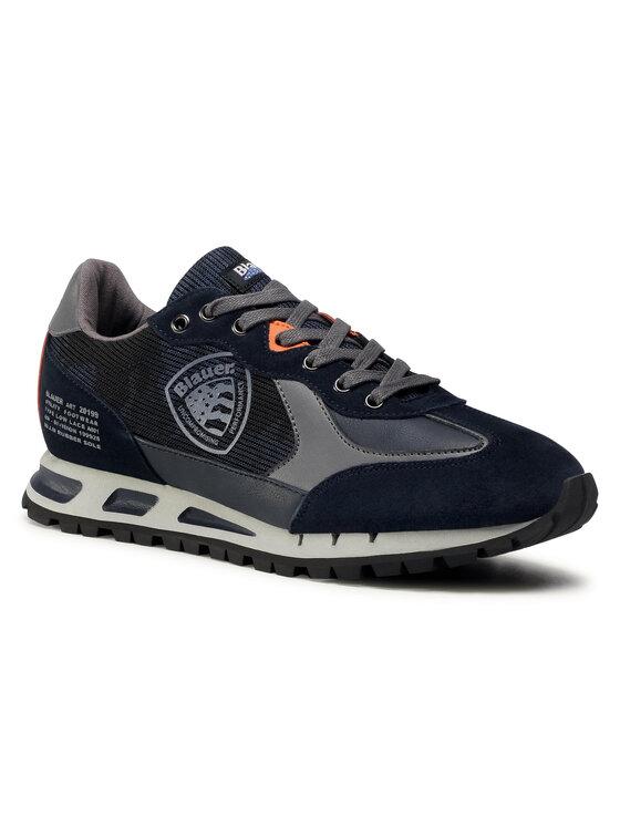 Blauer Laisvalaikio batai F0MUSTANG04/CAM Tamsiai mėlyna
