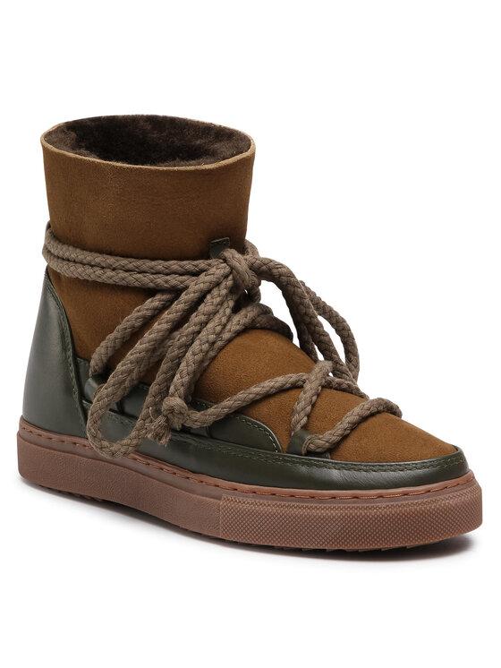 Inuikii Batai Sneaker 70202-5 Žalia