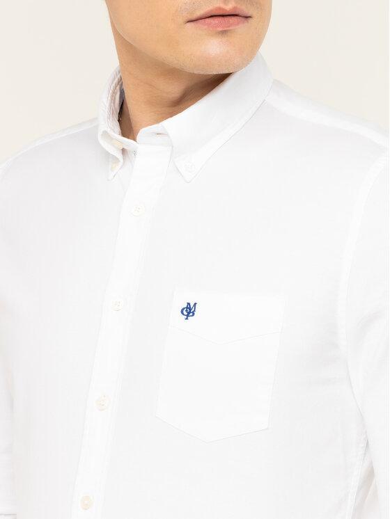 Marc O'Polo Marc O'Polo Πουκάμισο 021 7501 42202 Λευκό Shaped Fit
