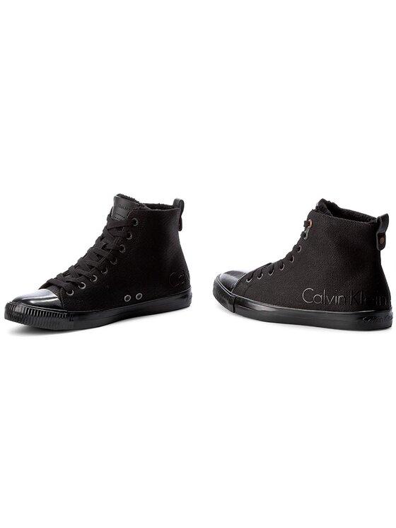 Calvin Klein Jeans Calvin Klein Jeans Sneakers Aron S0474 Μαύρο
