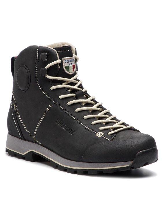 Dolomite Turistiniai batai Cinquantaquattro High Fg Gtx GORE-TEX 247958-0119011 Juoda