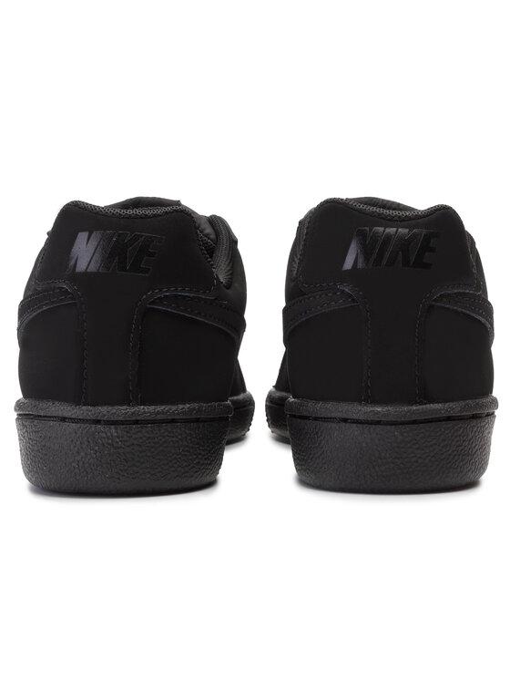 Nike Nike Παπούτσια Court Royale (Psv) 833536 001 Μαύρο
