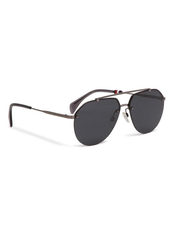 Tommy Hilfiger Tommy Hilfiger Okulary przeciwsłoneczne 1598/S Czarny
