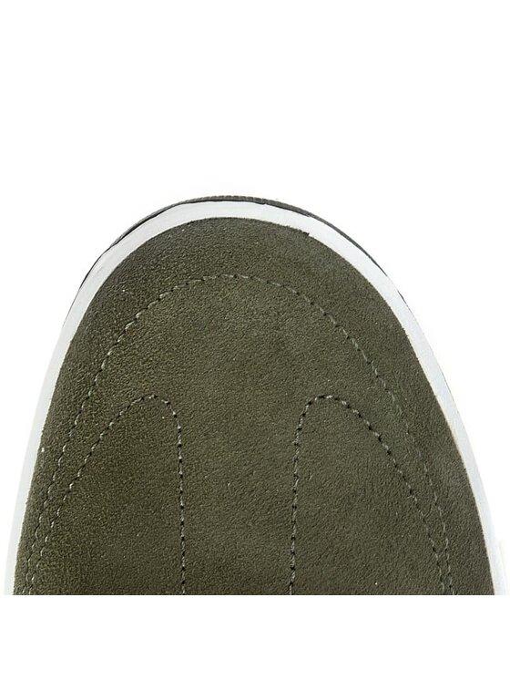 DC DC Κλειστά παπούτσια Lynx ADYS100101 Πράσινο