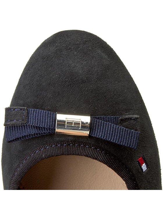 Tommy Hilfiger Tommy Hilfiger Pantofi Cindy 16B FW56820765 Bleumarin