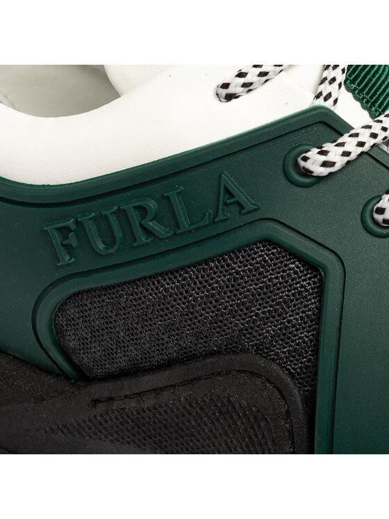 Furla Furla Sneakersy Wonderfurla 1038202 S YC03 U48 Šedá