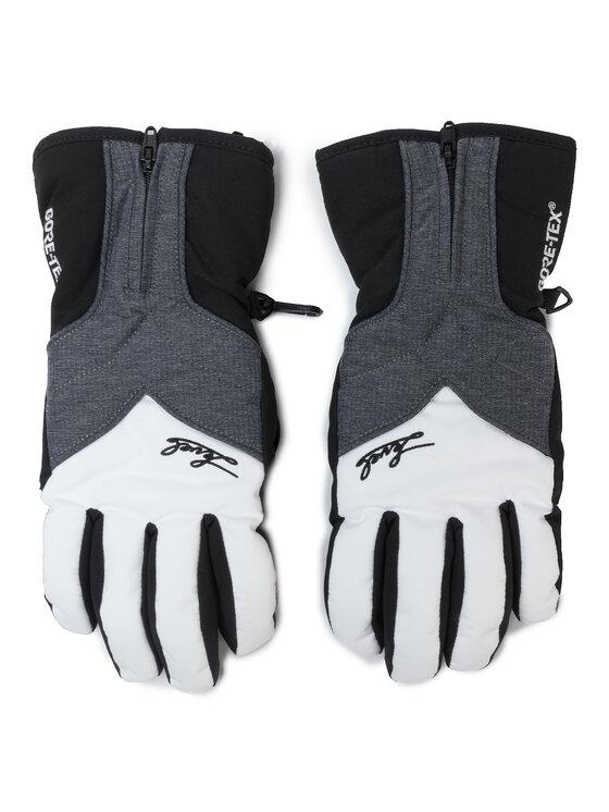 Level Slidinėjimo pirštinės Glove Liberty W GORE-TEX 3292WG.18 Juoda