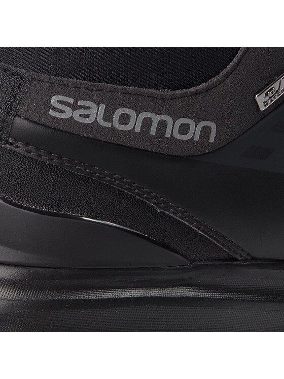 Salomon Salomon Bakancs Kaipo Cs Wp 2 404717 31 V0 Fekete