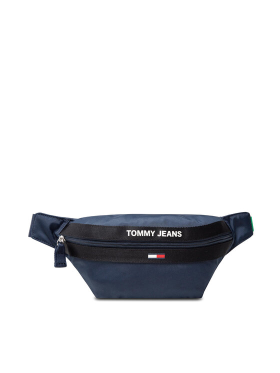 Tommy Jeans Tommy Jeans Saszetka nerka Tjm Essential Bumbag AM0AM07767 Granatowy