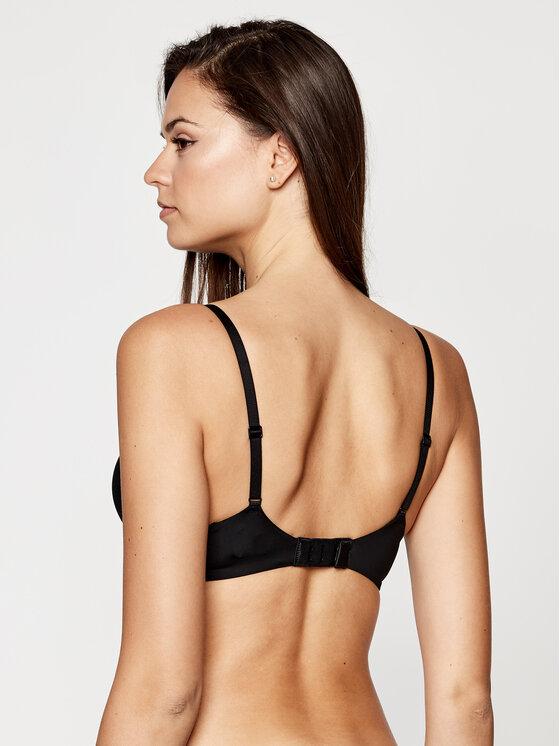 Calvin Klein Underwear Calvin Klein Underwear Biustonosz push-up Lunge 000QF5613E Czarny