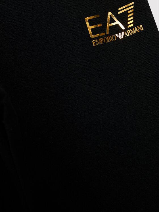 EA7 Emporio Armani EA7 Emporio Armani Legginsy 6KFP51 FJ01Z 1200 Czarny Slim Fit