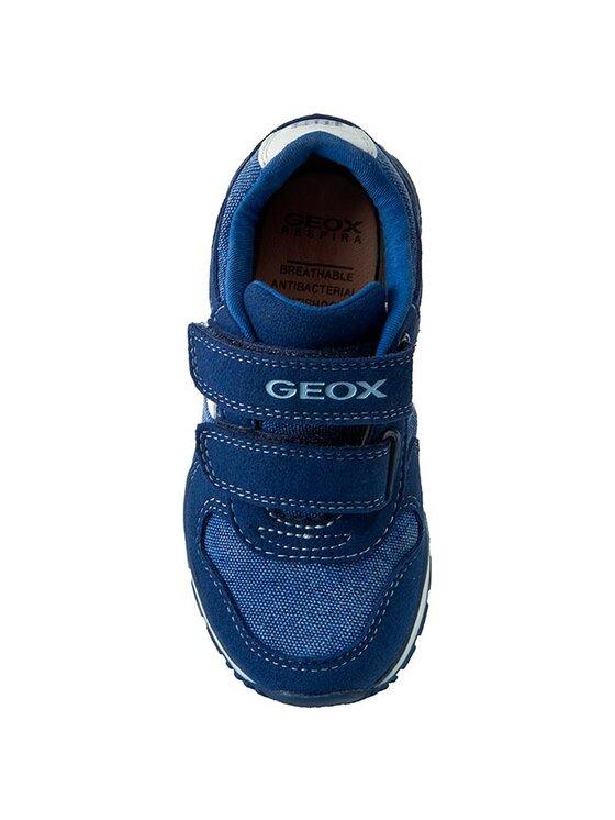 Geox Geox Polobotky J Pavel C J6215C 010AF C4011 Modrá