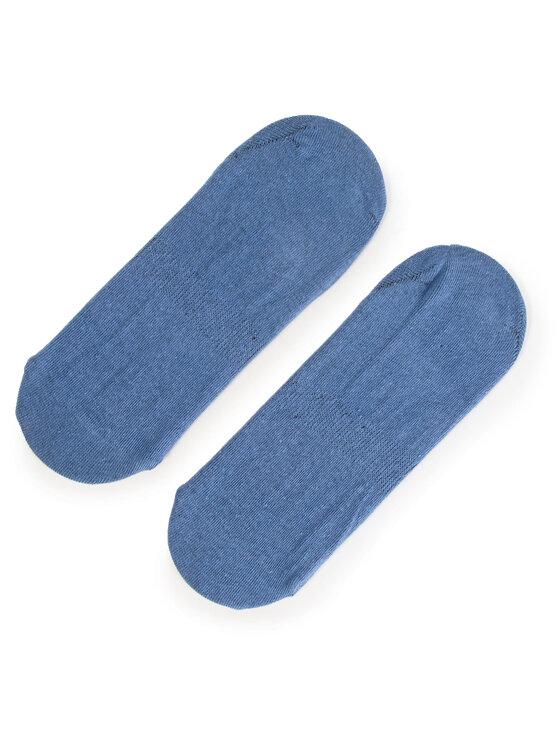 Pepe Jeans Pepe Jeans Vyriškų pėdučių komplektas (3 poros) Hadwin PMU10485 Tamsiai mėlyna