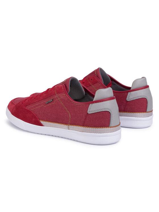 Geox Geox Sportcipő U Walee A U022CA 0NB22 C7000 Piros
