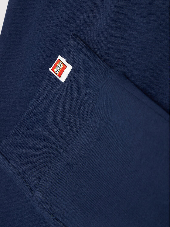 LEGO Wear LEGO Wear Spodnie dresowe 12010071 Granatowy Regular Fit