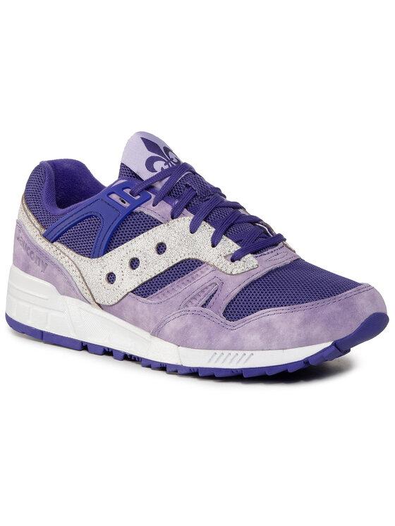 Saucony Laisvalaikio batai Grid Sd S70416-3 Violetinė