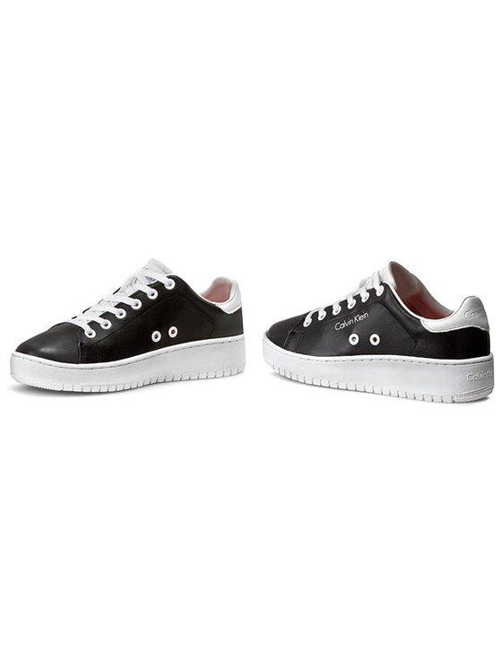 Calvin Klein Jeans Calvin Klein Jeans Sneakersy Flash RE9576 Čierna