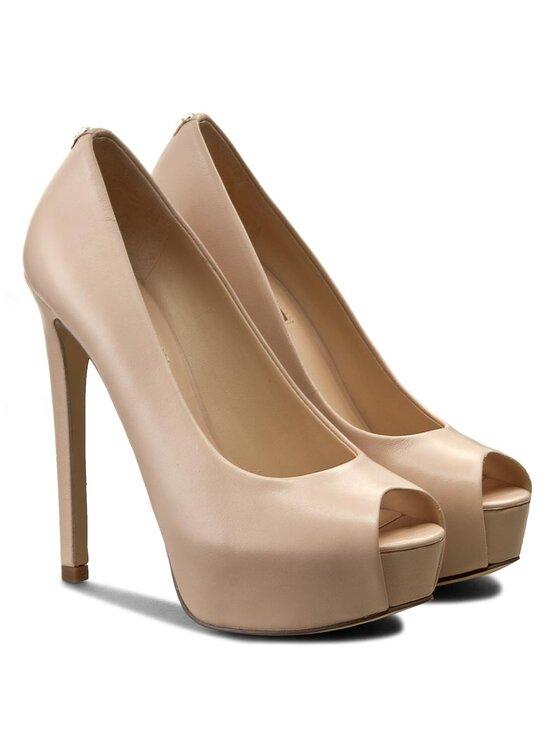 Guess Guess High Heels Effia FLEFF1 LEA07 Beige