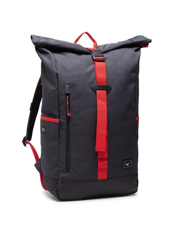 Mizuno Kuprinė Style Backpack 33GD800205 Juoda