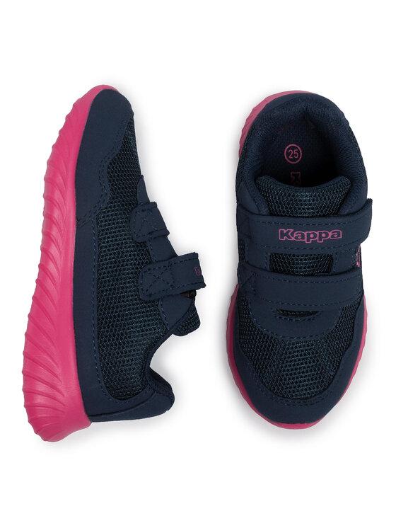 Kappa Kappa Sneakersy Cracker II Bc K 260687K Růžová