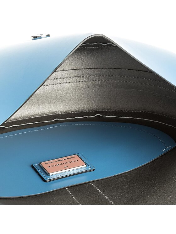 Coccinelle Coccinelle Дамска чанта BO1 Carousel Design E1 BO1 12 01 01 Син