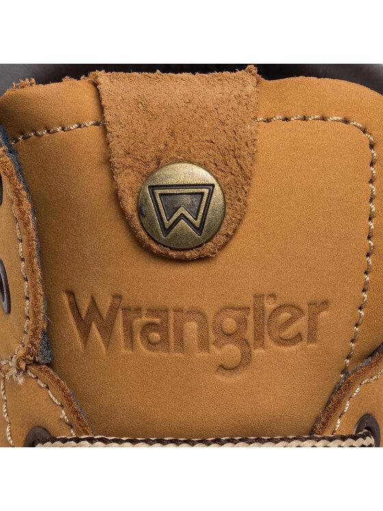 Wrangler Wrangler Žygio batai Creek WL92500A Ruda