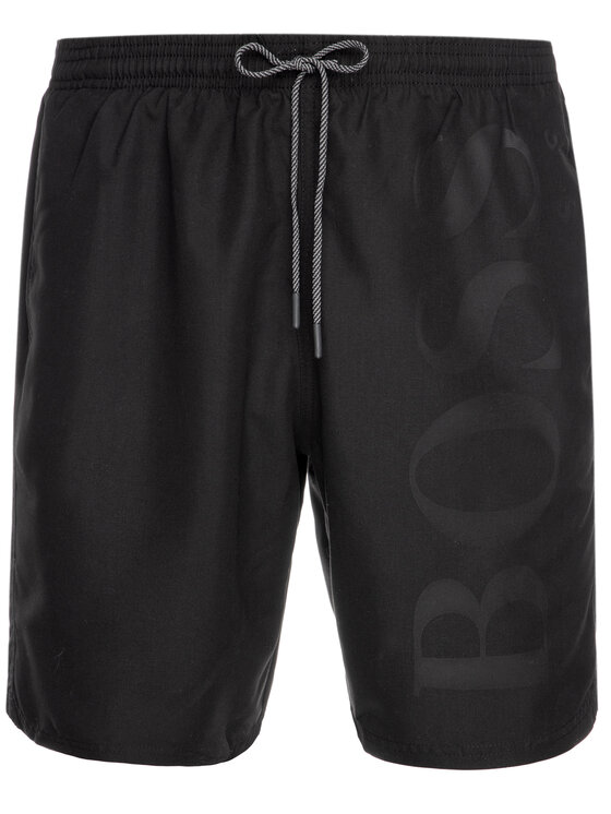 Boss Boss Badeshorts 50291913 Schwarz Regular Fit
