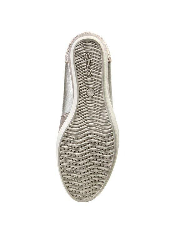Geox Geox Sneakersy D Eleni B D4467B 0AS22 C1010 Šedá