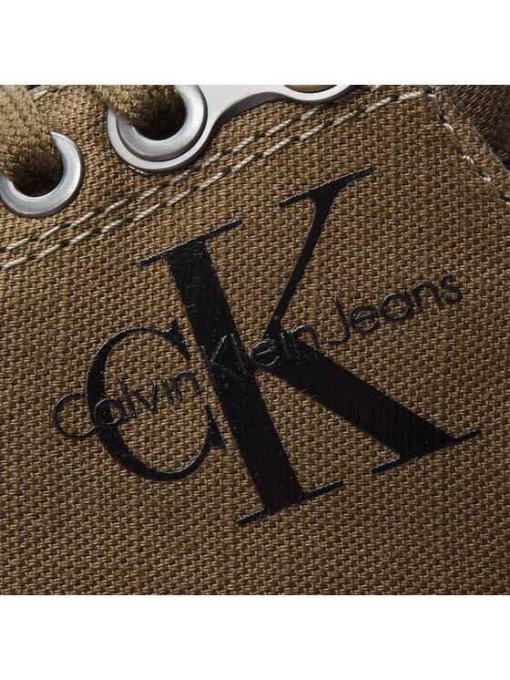 Calvin Klein Jeans Calvin Klein Jeans Tenisówki Dora R0438 Beżowy