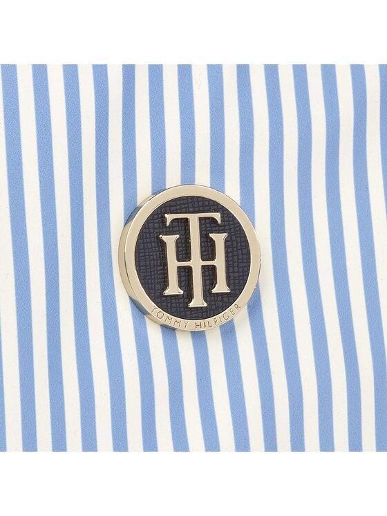 Tommy Hilfiger Tommy Hilfiger Borsa Chic Nylon Small AW0AW05043 Blu