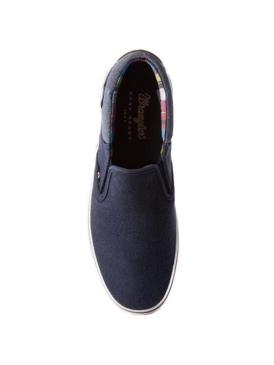 Wrangler Wrangler Scarpe sportive Legend Slip On WF0831035 Blu scuro